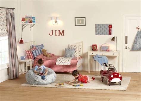 Kinderzimmer Junge Blau Rot by Coole Gardinen Im Kinderzimmer Bieten Sonnenschutz Und Charme