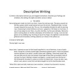 Exle Of Descriptive Essays by Descriptive Essay Of A Reportthenews631 Web Fc2