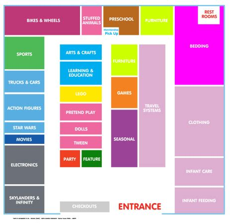 toys r us black friday 2015 customizable store maps now