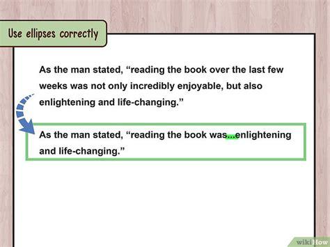 Properly Using Quotes In An Essay by Richtiges Zitieren Einer Wissenschaftlichen Arbeit Wikihow