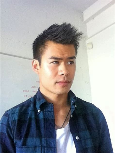 thai hair men hair style best 25 asian men hairstyles ideas on pinterest asian