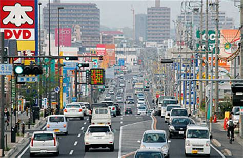 Cities Toyota In Japan Toyota S City Is Feeling Car Sales Decline Time