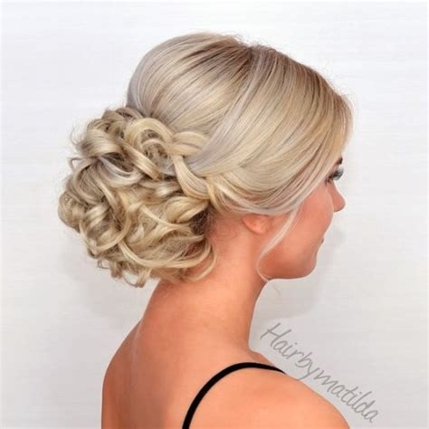 blonde hairstyles for prom 40 most delightful prom updos for long hair in 2018