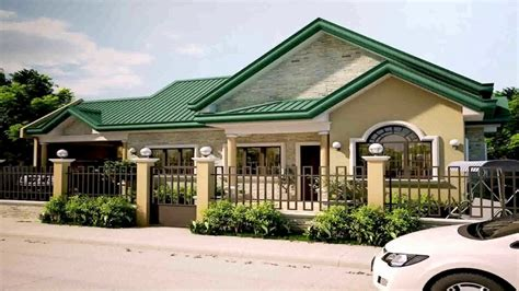 philippines bungalow house design luxury single simple