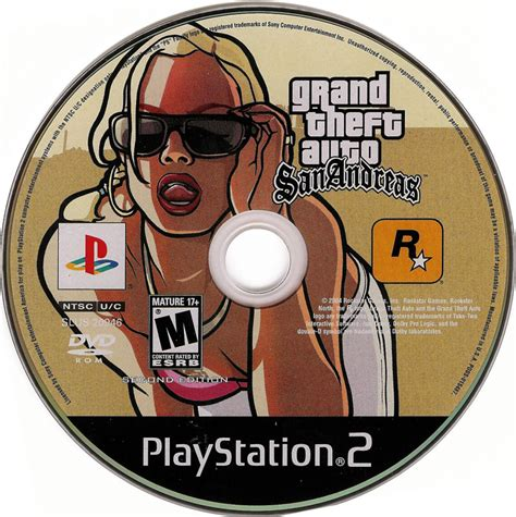Disc Dvd New Original Ps3 Grand Theft Auto V Kaset Cd grand theft auto san andreas special edition 2005 playstation 2 box cover mobygames