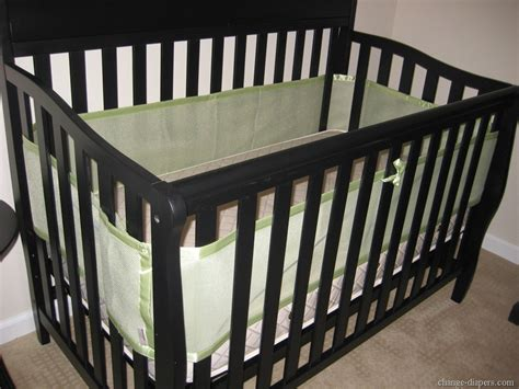 Baby Bumpers In Cribs Breathable Baby Crib Bumper Breathablebaby Breathable Crib Liner Fits All Cribs Available In
