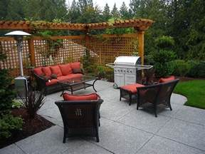 Patio Ideas For Small Backyard Backyard Patio Ideas For Small Spaces Photo 4 Design Your Home