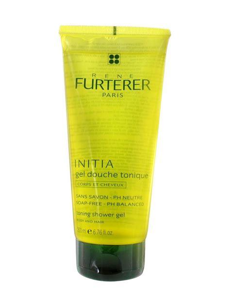 Toning Shower Gel by Furterer Initia Toning Shower Gel And Hair 200ml