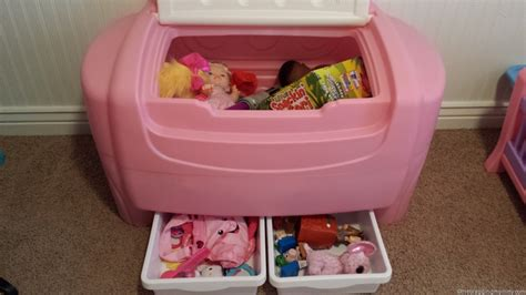 little tikes toy box with drawers getting my princesses room organized little tikes pink