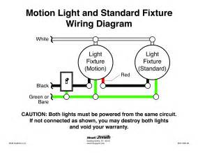 7 best images of motion light wiring diagram wire motion