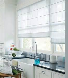 Kitchen Window Treatment Ideas by 20 Beautiful Window Treatment Ideas For Kitchen And