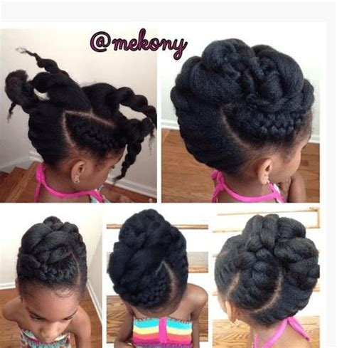 natural hair big braids cute braid styles for girls simple and trendy