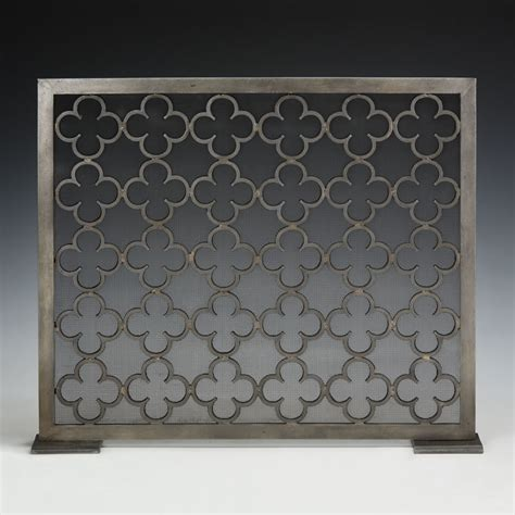 Wrought Iron Fireplace Screens Decorative by Moroccan Style Wrought Iron Fireplace Decorative