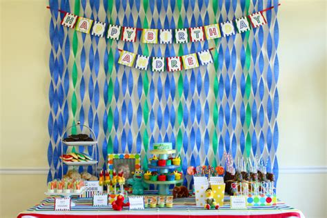 Toddler Birthday Decoration Ideas by 50 Awesome Boys Ideas