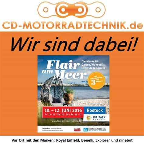 Parken Motorrad Rostock by Flair Am Meer Cd Motorradtechnik Rostock Papendorf