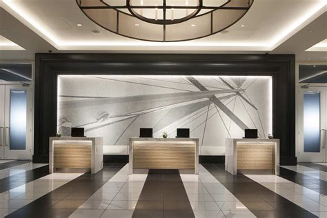 hotel front desk layout design rtkl associates inc are shortlisted for the lobby public