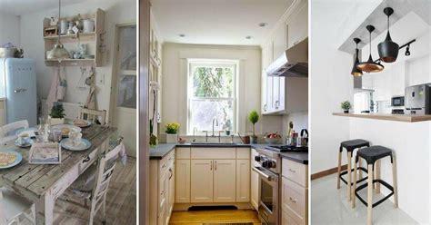 ideas para cocinas muy peque as 15 cocinas muy bonitas para casas peque 241 as mi libro de ideas
