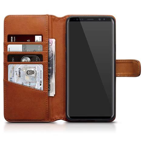 samsung galaxy s9 plus genuine leather wallet