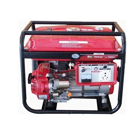 ge 3000 rk portable generator in india by hpm