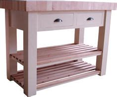 free standing kitchen bench we want a butcher block island debating whether it is