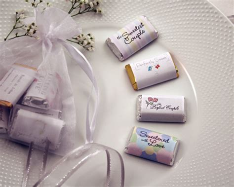 wedding favor sayings ideas for personalizing your favors
