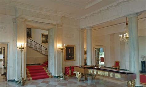 inside the white house a look inside the white house as seen from google street