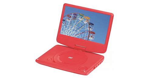 9 Dvd Player On Sale At Asda by Polaroid 9 Inch Swivel Neck Portable Dvd Player Home
