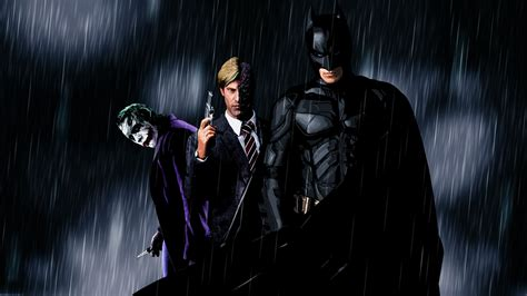 Dark Knight HD Batman Two Face movie Joke Wallpaper   High