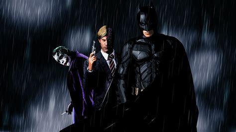 Dark Knight HD Batman Two Face movie Joke Wallpaper   High