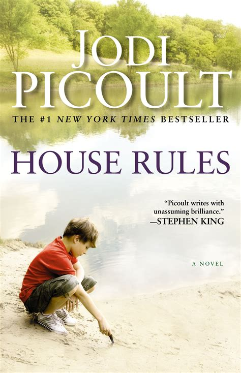 House Rules Book By Jodi Picoult Official Publisher Page Simon Schuster