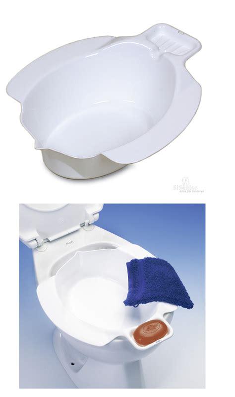 bidet einsatz bidet einsatz f 252 r die toilette ebay