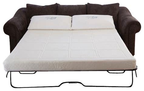 Gel Memory Foam Sofabed Sleeper Replacement Mattress Sleeper Sofas With Memory Foam Mattresses