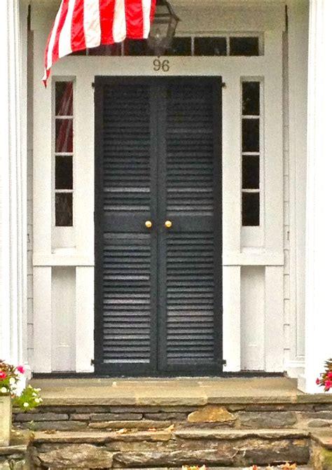 Front Door Shutters Shutter Front Door Around The Neighbourhood