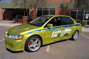 Fast And Furious 2 Mitsubishi 06 29 2013 10 Mitsubishi Evo From 2 Fast 2 Furious For Sale