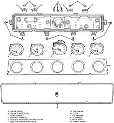 1999 jeep wrangler instrument cluster wiring diagram 1999