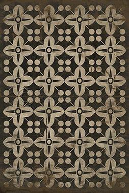 retro pattern vinyl flooring pattern 3 there s no place like home vintage vinyl floor