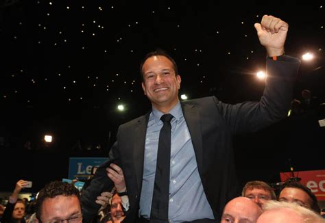 becoming the news how ordinary respond to the media spotlight books fein leader says leo varadkar as taoiseach will