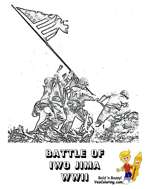world war one soldier coloring pages