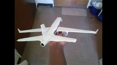 airplane made plane model made from toilet paper rolls a cereal box and