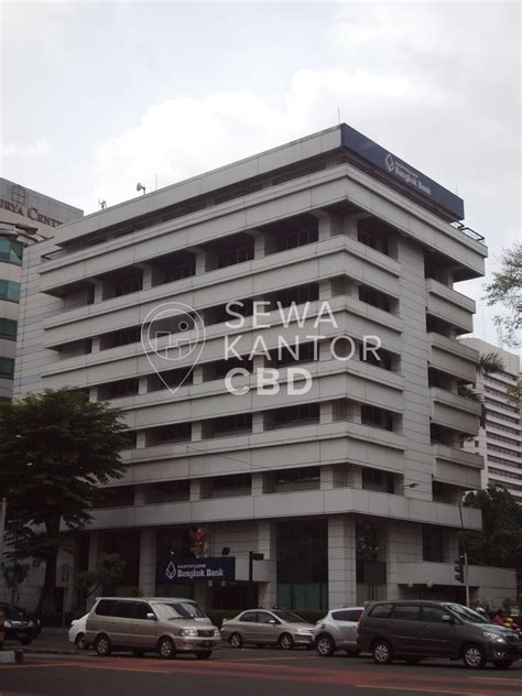 bank of bankok sewa kantor bangkok bank jakarta pusat office space