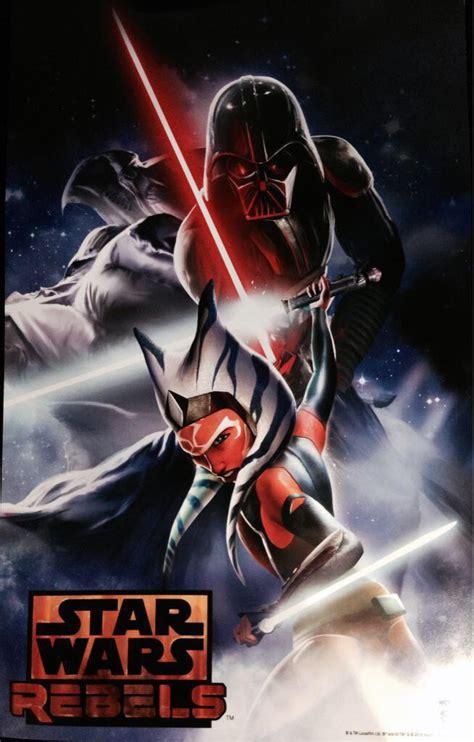 star wars celebration rebels season 2 lightsaber duel ve waiting ign