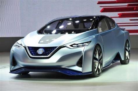 nissan leaf 2018 model 日産リーフ新型は2018年発売 今までの2倍の航続距離550kmってマジ
