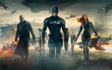 captain america  winter soldier  wallpapers hd