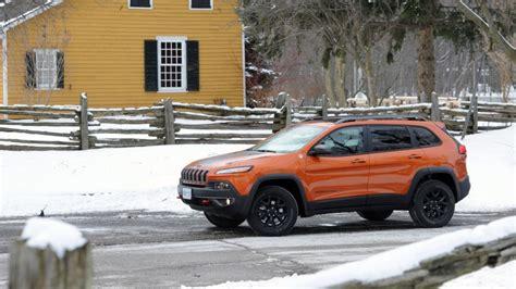 jeep cherokee trailhawk orange 2015 jeep cherokee trailhawk review wheels ca