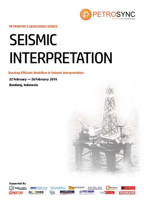 seismic interpretation workflow petrosync seismic interpretation