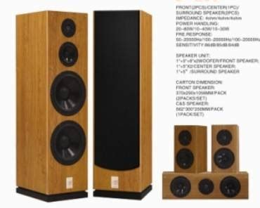 5 1 home theater system hi fi speaker weige audio