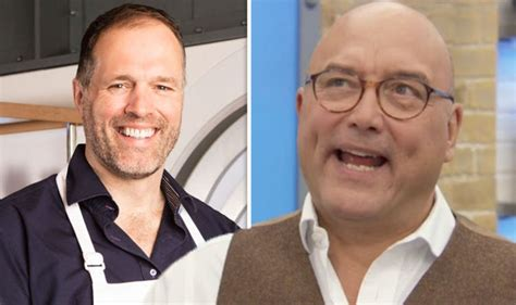 celebrity masterchef 2018 on tv celebrity masterchef 2018 martin bayfield looms over