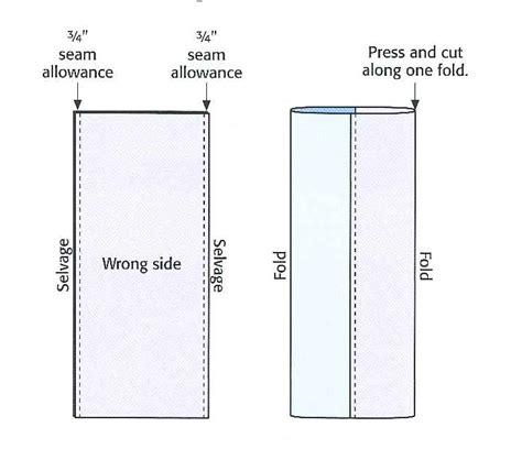 Quilting Seam Allowance by Preparing Your Backing For Quilting M Covey Designs