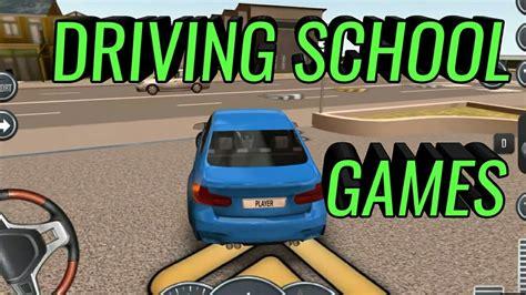 steering wheel car games  kids parking driving academy
