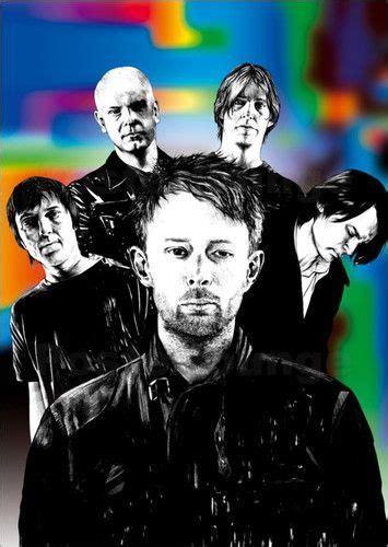 Radiohead Band Musik radiohead are an rock band from abingdon